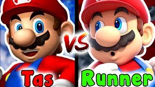 Tas VS Speedrun - Super Mario 64 ANY%