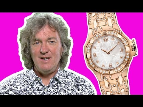 How does a quartz watch work? - James May's Q&A (Ep 26) - Head Squeeze