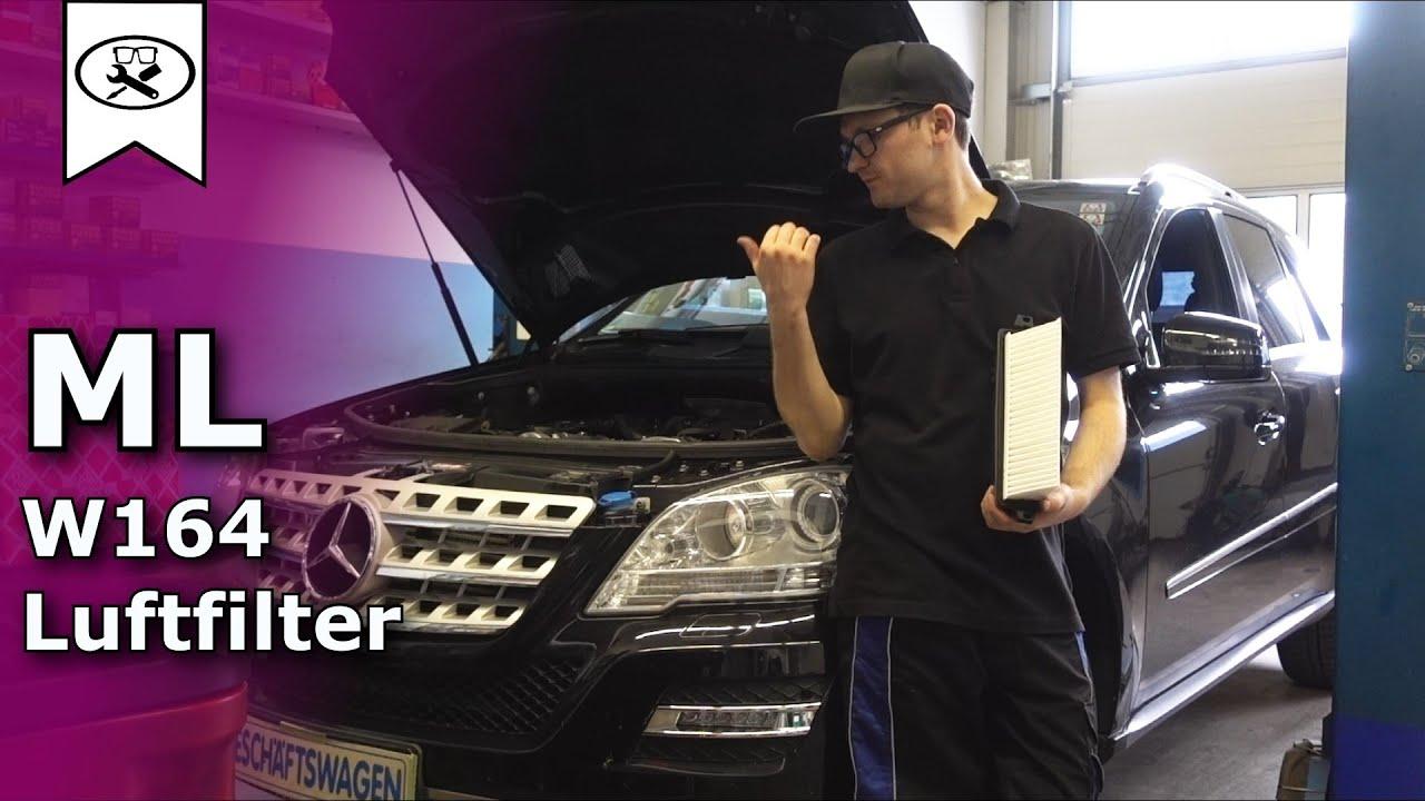 w211 Mann-Filter Filtre à air MERCEDES-BENZ E-CLASS x1 Mercedes-Benz GL-Class