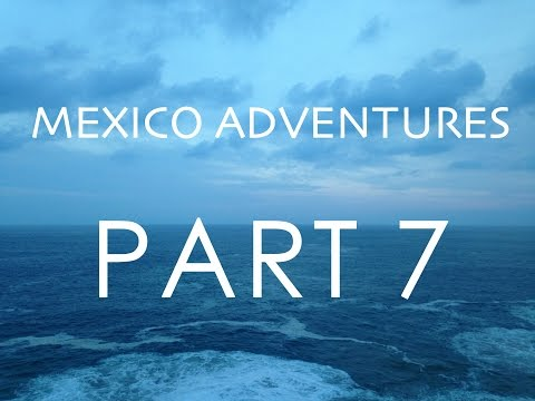 mexico adventures part 7 // oaxaca, mazunte, puerto escondido, san jose del pacifico, huatulco