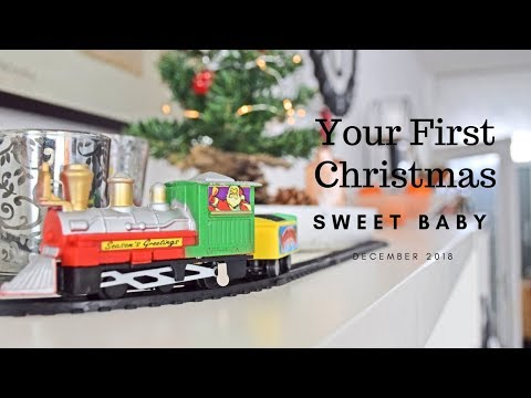 To będą Twoje pierwsze Święta Kochanie ...
