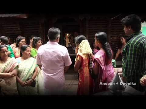 Aneesh Deepika Wedding promo