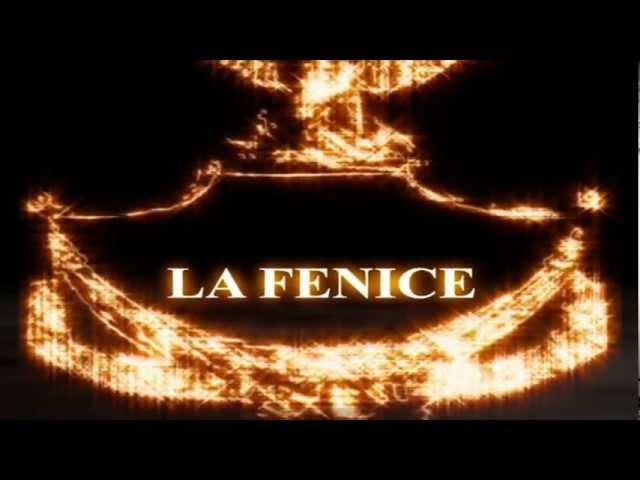 Teatro La Fenice Promo Video