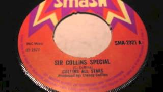 Collins all stars - Sir collins special