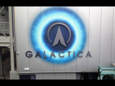 Galactica Off Ride HD Alton Towers