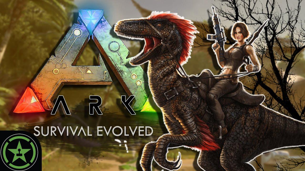 Clever Girl! - ARK: Survival Evolved (Part 1)   Livestream thumbnail