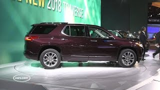 2018 Chevrolet Traverse Review: First Impressions