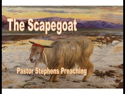 The Scapegoat 10262016 - The Door Christian Fellowship - El Paso Texas