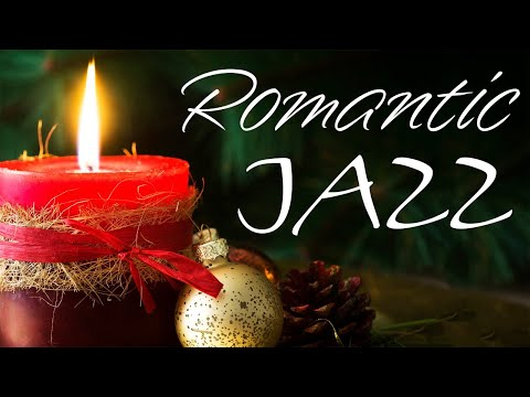 Candles & JAZZ - Romantic Smooth JAZZ - Background Music For Love