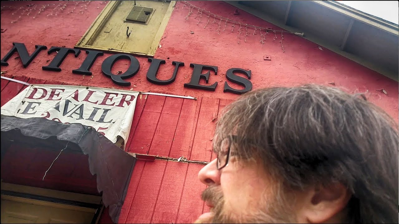 Abandoned Antique Store Vlog On My Travels My Haunted Diary Youtube