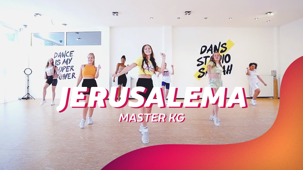 JERUSALEMA DANCE TUTORIAL | Dance Video | Choreography
