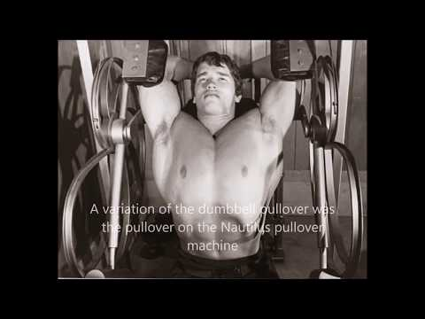 The Vacuum Pose How Classic Bodybuilders (Zane, Arnold, etc.) were able to do them so well
