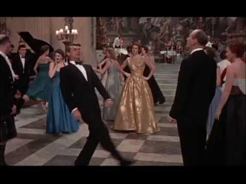 Indiscreet 1958 dance