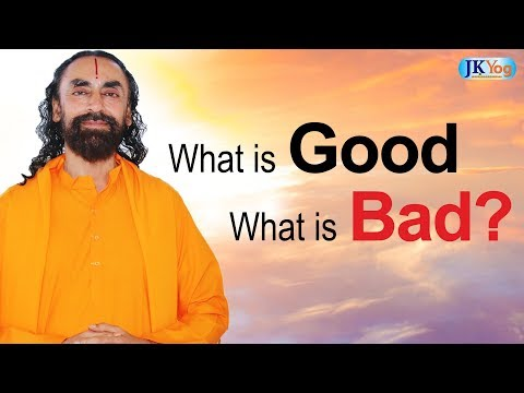 What is Good and Bad - Are they Subjective or Objective? | Q/A with Swami Mukundananda