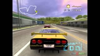 Corvette - Gameplay PS2 HD 720P