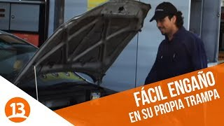 Falso cambio de aceite | En su propia trampa | Temporada 2011