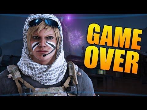 Rainbow Six Siege: THE MLG POTATOS! - (R6S PS4 Pro Multiplayer Gameplay) - Operation Health