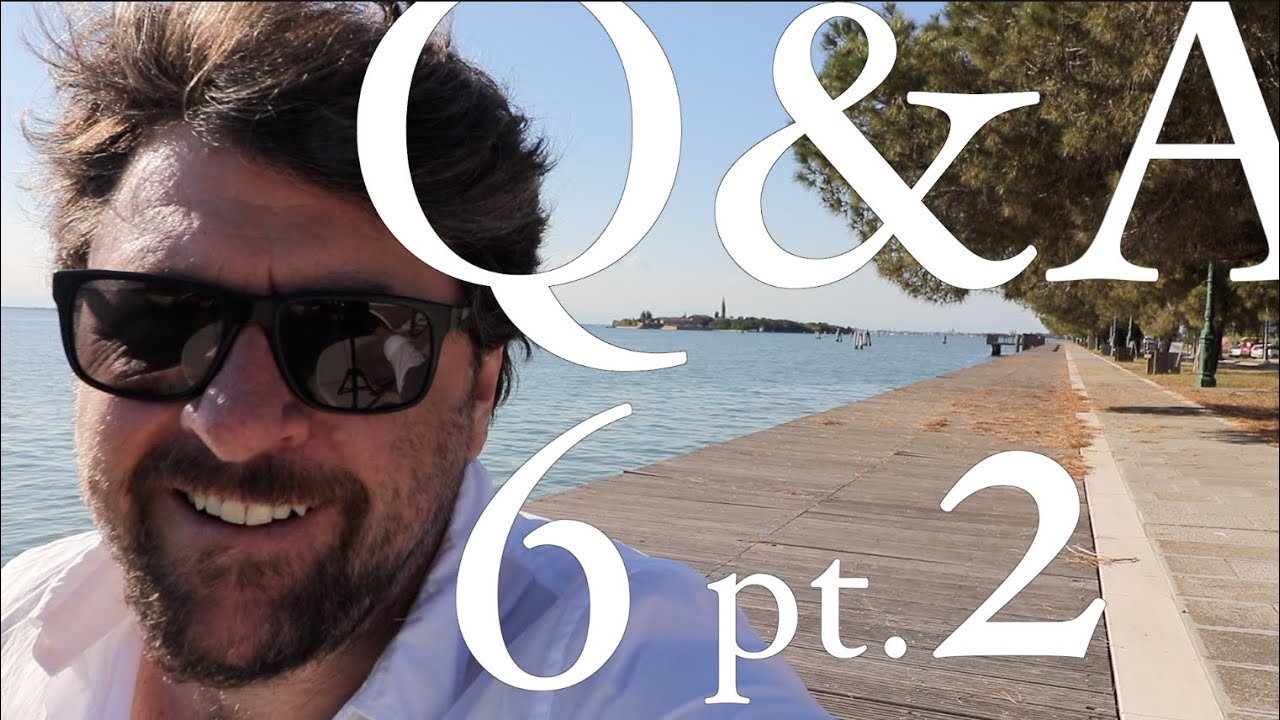 Q&A No.6 - Pt.2 - Rolex, Tudor, Reaction video, Life / Financial advice, etc