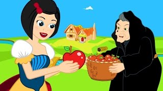 Snow White story & Snow White songs | Fairy Tales and Bedtime Stories for Kids thumbnail