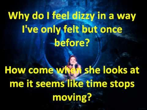 If Only LYRICS (Little mermaid Broadway)