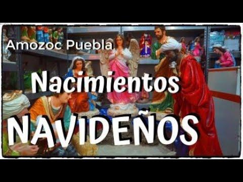NACIMIENTOS NAVIDEÑOS  2019 AMOZOC DE MOTA PUEBLA, MÉXICO