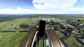 """Trackmania 2 Valley"" stunts Bonus"