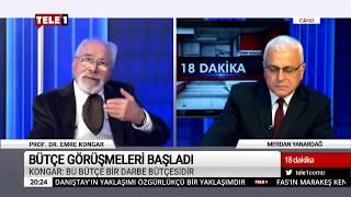 18 Dakika - (10 Aralık 2018) Merdan Yanardağ & Prof. Dr. Emre Kongar | Tele1 TV