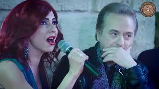 ناجية مع مروان خوري - أمل عرفة - مسلسل سايكو