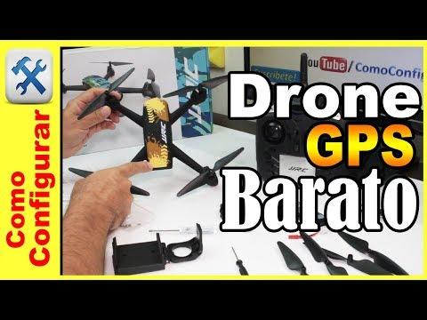 JJRC H55 TRACKER En Español - VENTA DE DRONES CALI COLOMBIA