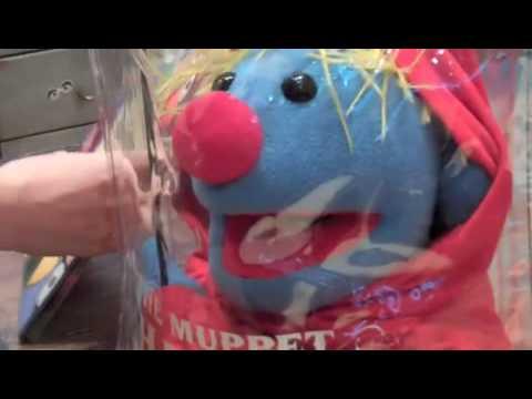 Lee & Stephanie Make a Muppet