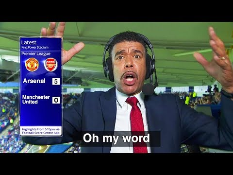 THE GREATEST COMMENTARY MOMENTS IN FOOTBALL!!