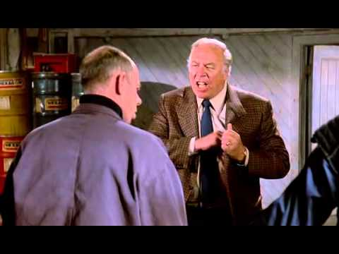 "Naked Gun ""Alright he's had enough"" George Kennedy Lesley Nielsen"