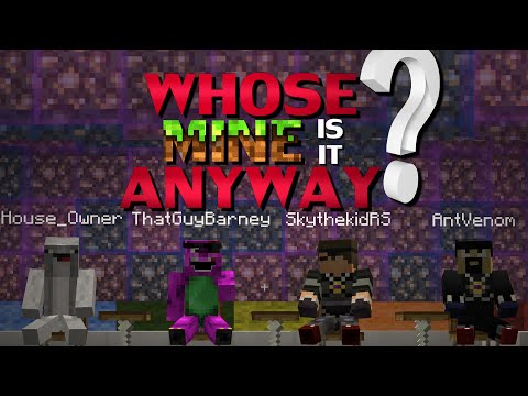Whose MINE Is It Anyway? Minecraft Roleplay GAMESHOW! Ep. 6