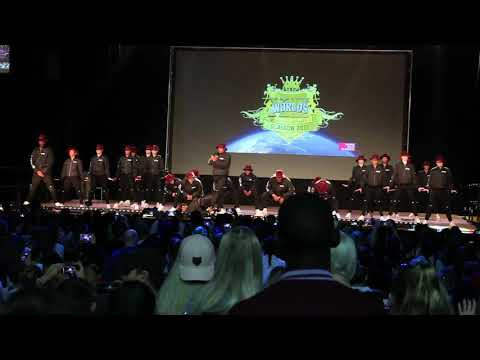 IMD | UDO WORLD CHAMPIONSHIPS 2017 | over 18 ADVANCED - 7th PLACE