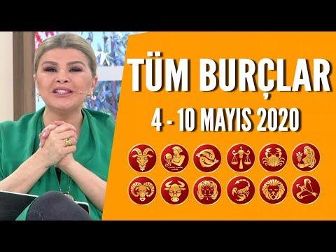 TÜM BURÇLAR   4 - 10 Mayıs 2020   Nuray Sayarı'dan haftalık burç yorumları