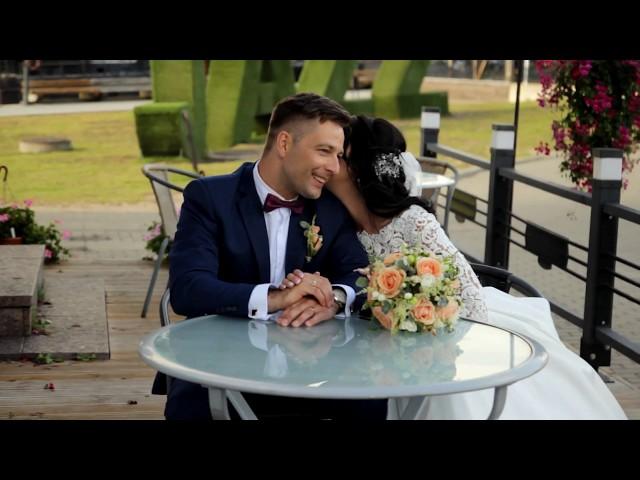 Monikos ir Dangirdo vestuvių akimirkos