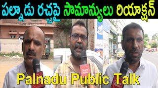 Palnadu Public Shocking Comments On  Palnadu Between TDP and YCP   Cinema Politics Cinema Politics