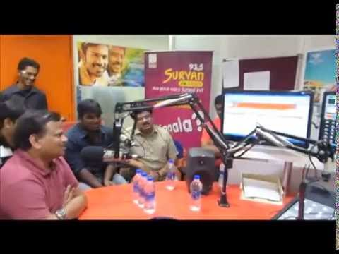 Secret Behind The Song Of Danga Maari Oodhari Revealed During Anegan Audio Launch At Suryan FM