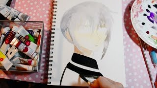 Fruits Basket Yuki Speed Art