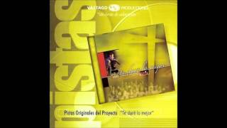 Tu Estas Aqui Pista Con Coros Marcela Gandara Ft . Jesús Adrian Romero