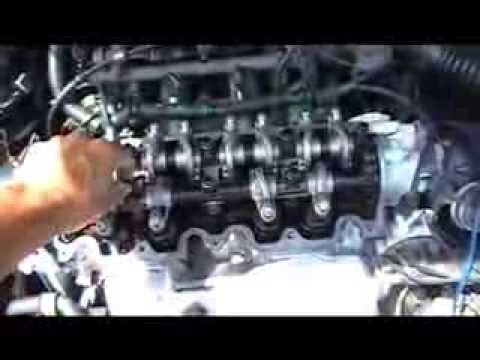 Valve Stem Seal Mazda 1of2 Youtube
