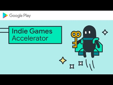 Supercharge your growth with the Indie Games Accelerator from Google Play