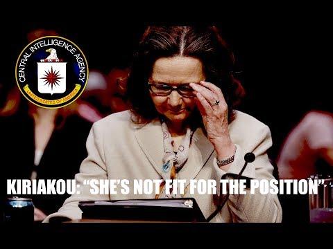 Kiriakou on CIA Torture & Gina Haspel