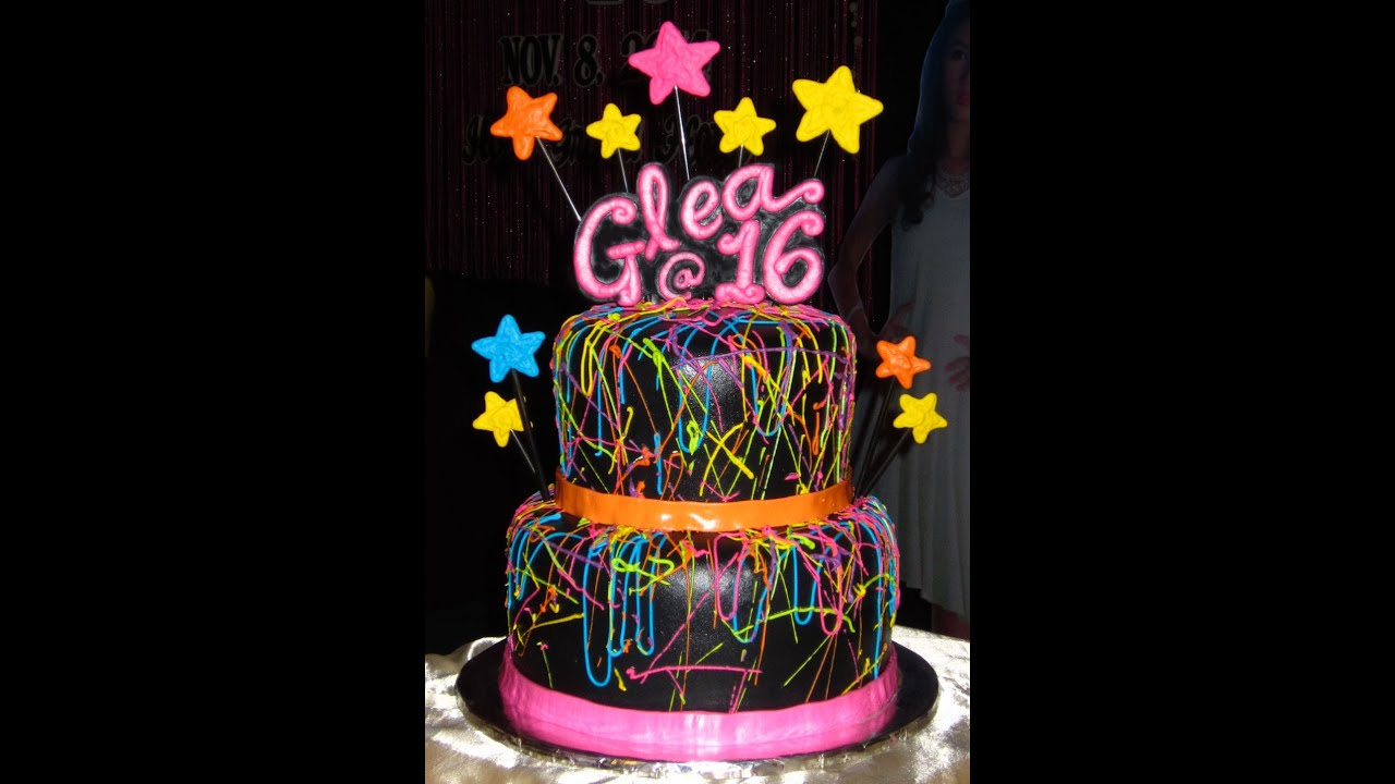 Graffiti Cake Artist - YouTube