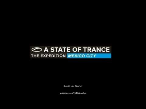 Armin Van Buuren - A State Of Trance 600 - Mexico City, Mexico