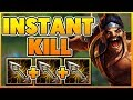 *ONE SHOT KING* THE MOST BROKEN BUILD ON DRAVEN - BunnyFuFuu Fuill Gameplay