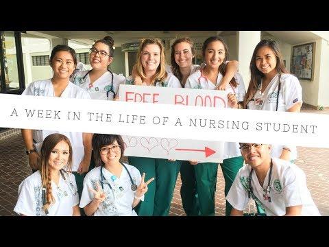 Week in My Life as a Nursing Student || NURSING SCHOOL