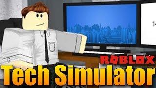 SIMULÁTOR OPRAVOVÁNÍ POČÍTAČŮ?😱 | ROBLOX: Tech Simulator