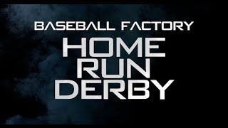 2013 Baseball Factory Under Armour Home Run Derby