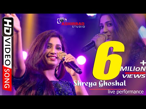 Shreya Ghoshal LIVE | Beautiful Old melody Songs |  Piyu Bole LIVE Concert
